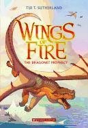 The Dragonet Prophecy-Sutherland Tui T.