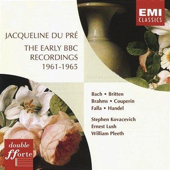 The Early BBC Recordings 1961-1965-Jacqueline du Pré