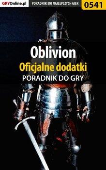 The Elder Scrolls 4: Oblivion - Oficjalne dodatki - poradnik do gry-Gonciarz Krzysztof Lordareon