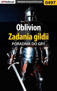The Elder Scrolls IV: Oblivion - Część 2 - Gildie - poradnik do gry-Gonciarz Krzysztof Lordareon