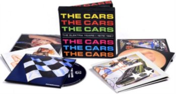 The Elektra Years 1978 -1987 - The Cars