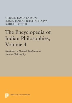 The Encyclopedia of Indian Philosophies, Volume 4 - Larson Gerald James