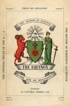 The Equinox-Crowley Aleister