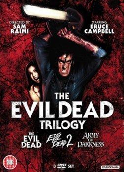The Evil Dead Trilogy (brak polskiej wersji językowej)-Raimi Sam