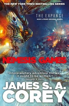 The Expanse 05. Nemesis Games - Corey James S.A.
