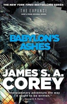 The Expanse 06. Babylon's Ashes-Corey James S. A.