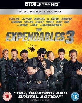 The Expendables 3 (brak polskiej wersji językowej)-Hughes Patrick