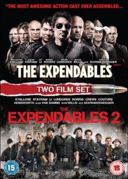 The Expendables/The Expendables 2 (brak polskiej wersji językowej)-West Simon, Stallone Sylvester