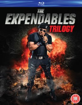 The Expendables Trilogy (brak polskiej wersji językowej)-Stallone Sylvester, Hughes Patrick, West Simon