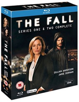 The Fall: Series 1 and 2 (brak polskiej wersji językowej)