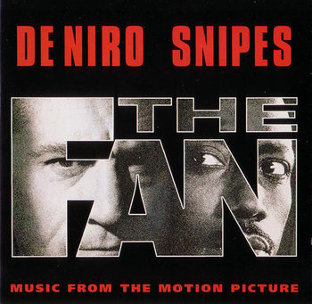 The Fan (Music From The Motion Picture)-Massive Attack, D'Arby Terence Trent, Zimmer Hans, Black Grape