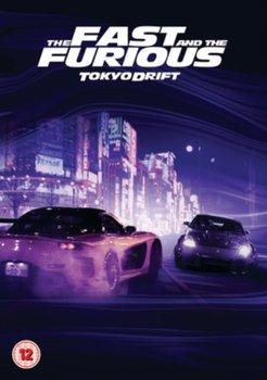The Fast and the Furious: Tokyo Drift (brak polskiej wersji językowej)-Lin Justin