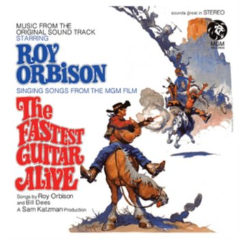 The Fastest Guitar Alive-Orbison Roy
