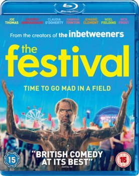 The Festival (brak polskiej wersji językowej)-Morris Iain