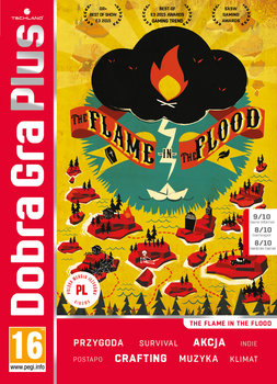 The Flame in the Flood-The Molasses Flood