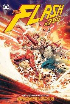 The Flash #750 Deluxe Edition-Williamson Joshua