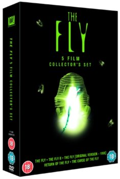 The Fly: Ultimate Collector's Set-Sharp Don, Walas Chris, Cronenberg David, Bernds Edward, Neumann Kurt