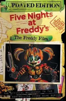 The Freddy Files: Updated Edition (Five Nights At Freddy's)-Cawthon Scott
