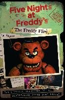 The Freddy Files - Cawthon Scott
