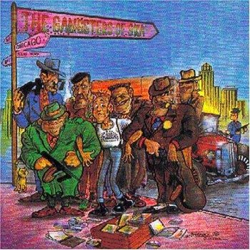 The Gangsters Of Ska - Dave Sparks, Cooper, Andy Paton, Pucko