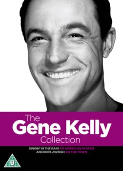 The Gene Kelly Collection-Minnelli Vincente, Sidney George, Kelly Gene, Donen Stanley
