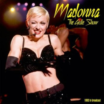 The Girlie Show-Madonna