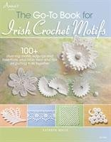 The Go-To Book for Irish Crochet Motifs - White Kathryn