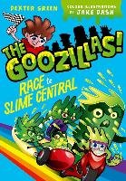 The Goozillas!: Race to Slime Central-Green Dexter