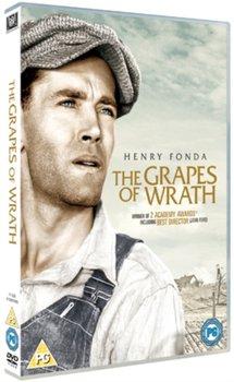 The Grapes of Wrath (brak polskiej wersji językowej)-Ford John