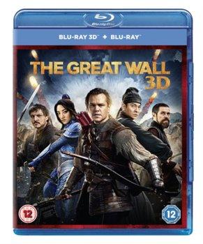 The Great Wall (brak polskiej wersji językowej)-Zhang Yimou, Yimou Zhang