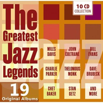 The Greatest Jazz Legends - Various Artists