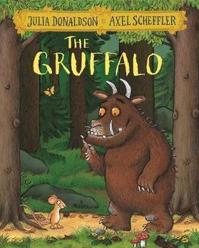 The Gruffalo-Donaldson Julia