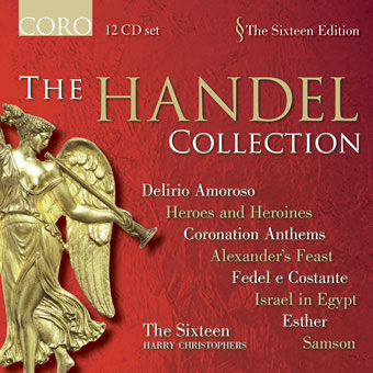 The Handel Collection-The Sixteen