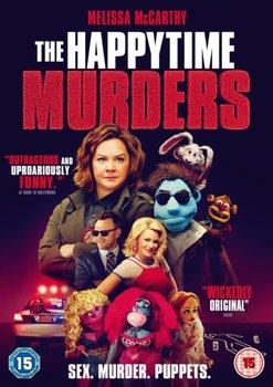 The Happytime Murders (brak polskiej wersji językowej)-Henson Brian