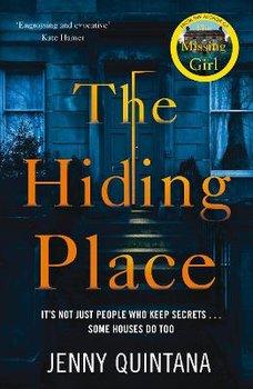 The Hiding Place-Quintana Jenny
