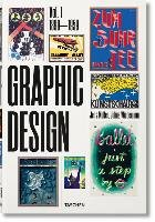 The History of Graphic Design. Vol. 1, 1890-1959 - Muller Jens