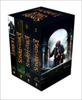 The Hobbit and The Lord of the Rings Boxed Set. Film Tie-In - Tolkien John Ronald Reuel