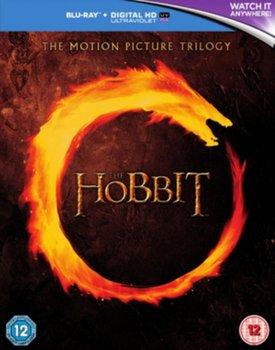 The Hobbit: Trilogy (brak polskiej wersji językowej)-Jackson Peter