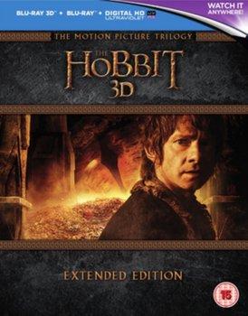 The Hobbit: Trilogy - Extended Edition (brak polskiej wersji językowej)-Jackson Peter