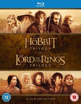 The Hobbit Trilogy/The Lord of the Rings Trilogy (brak polskiej wersji językowej)-Jackson Peter