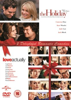 The Holiday/Love Actually (brak polskiej wersji językowej)-Meyers Nancy, Curtis Richard