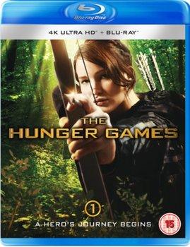The Hunger Games (brak polskiej wersji językowej)-Ross Gary
