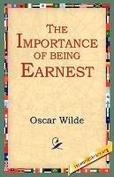 The Importance of Being Earnest-Oscar Wilde