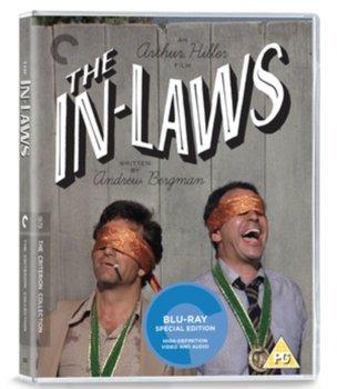 The In-laws - The Criterion Collection (brak polskiej wersji językowej)-Hiller Arthur, Lembeck Michael