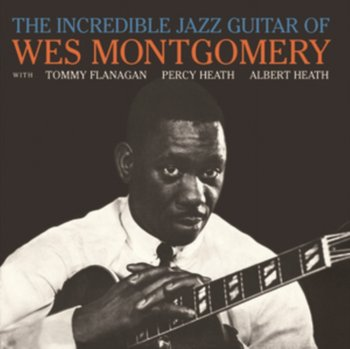 The Incredible Jazz Guitar of Wes Montgomery-Montgomery Wes
