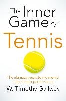 The Inner Game of Tennis-Gallwey Timothy W.