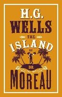 The Island of Dr Moreau-Wells H. G.