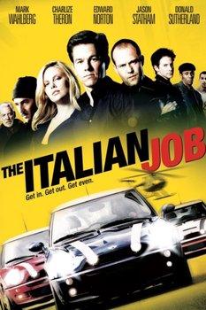 The Italian Job (brak polskiej wersji językowej)-Gray F. Gary, Collinson Peter