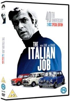 The Italian Job (brak polskiej wersji językowej)-Collinson Peter