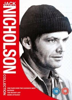 The Jack Nicholson Collection (brak polskiej wersji językowej)-Forman Milos, Burton Tim, Reiner Rob
